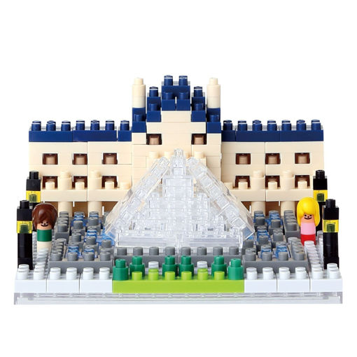 Picture of Musee Du Louvre -Sights To See Series 320Pcs