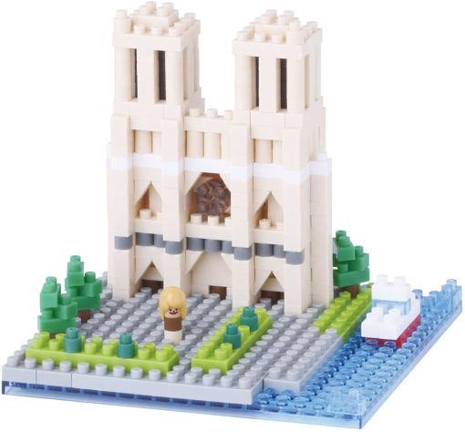 Picture of Notre Dame De Paris -Sights To See Series 400Pcs