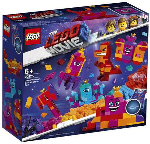 Picture of Lego Movie 2-Queen Wate