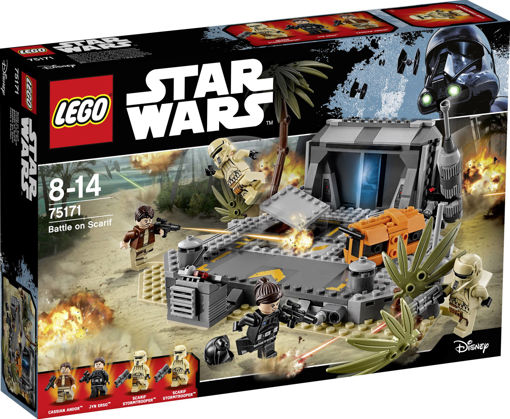 Picture of Lego-Battle On Scarif