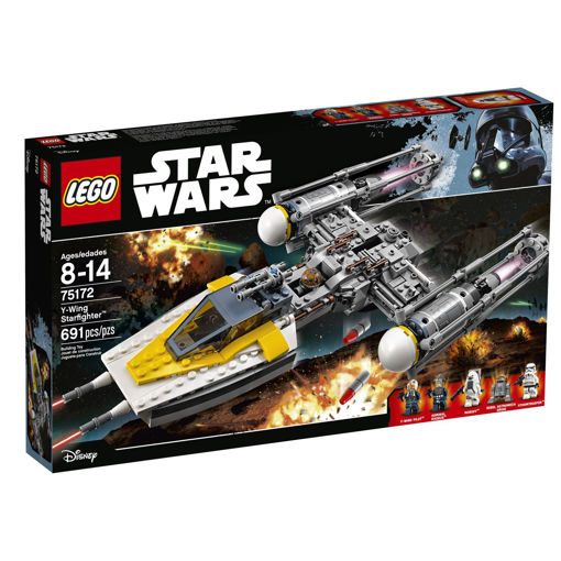 Picture of Y-Wing Starfighter™