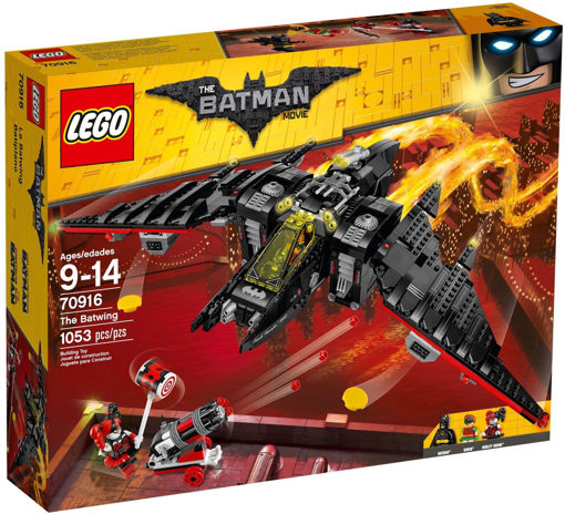 Picture of The Batwing