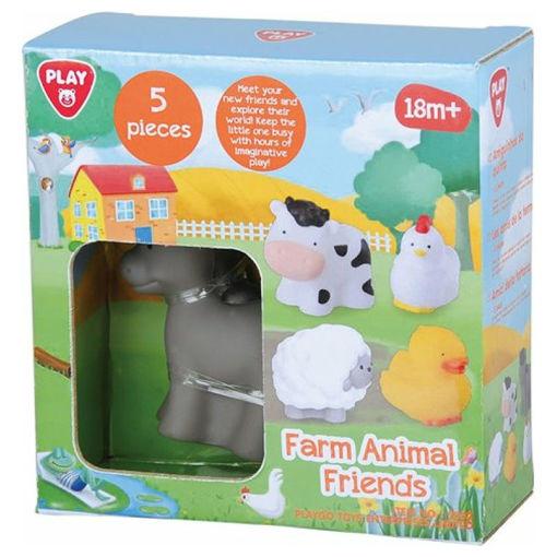 Picture of Farm Animal Friends - 5 Pcs