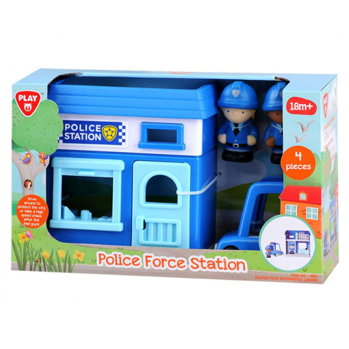 Picture of  Police Force Station