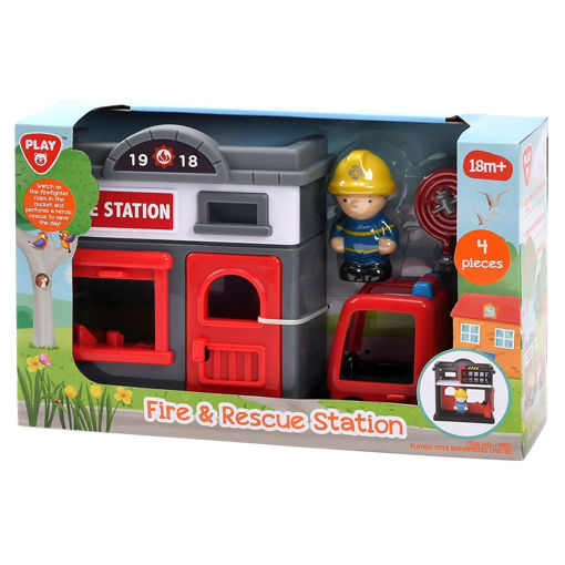 Picture of  Fire & Rescue Station