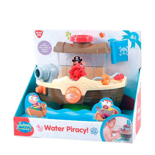 Picture of Water Piracy