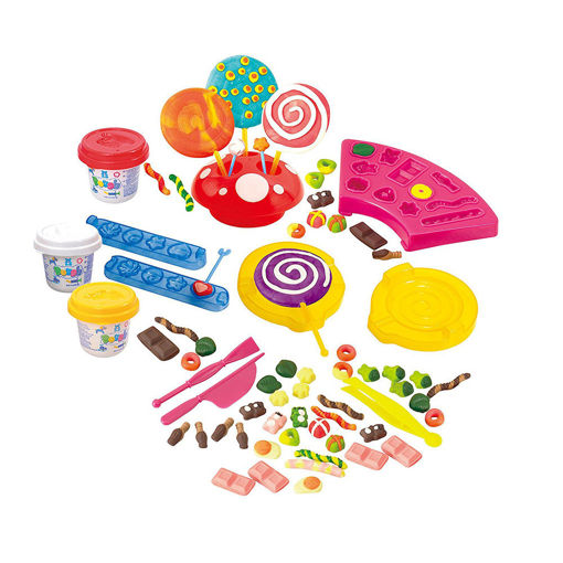 Picture of Dough Candy Set