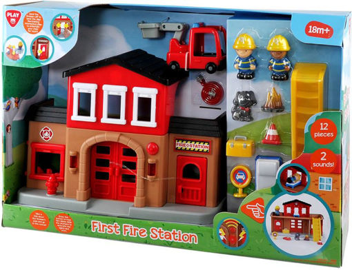 Picture of  First Fire Station