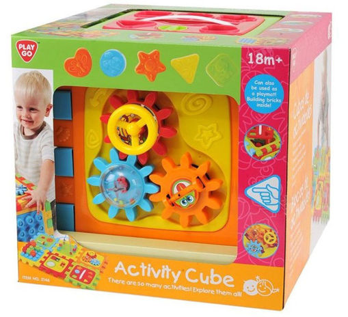 Picture of Activity Cube