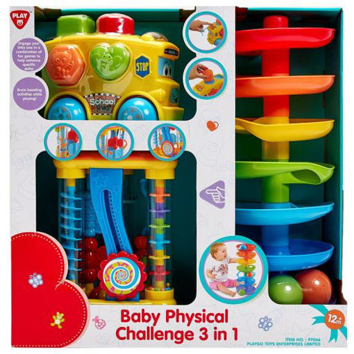 Picture of Baby Physical Challenge 3 In 1