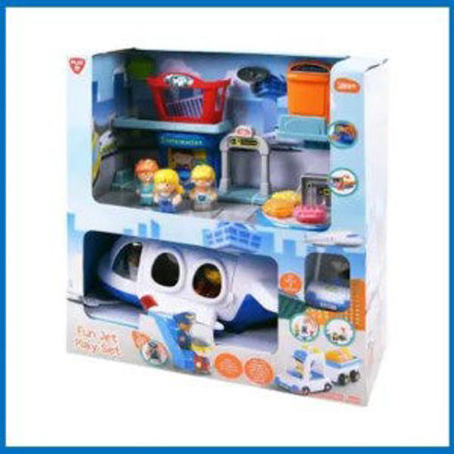 Picture of Tots Town Airplane Set
