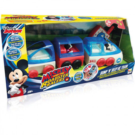 Picture of Bump N Beep Rc Train Mickey