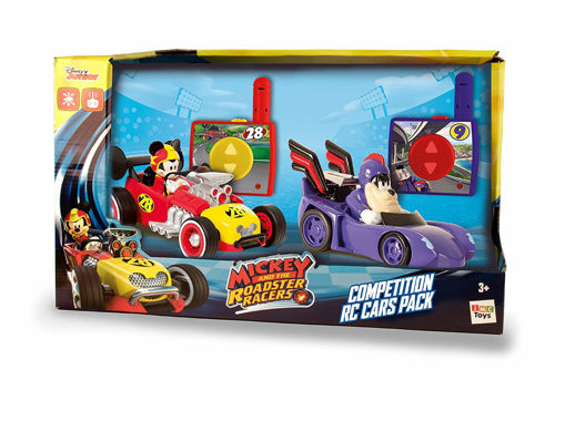 Picture of Mickey Competition Rc Cars Pack