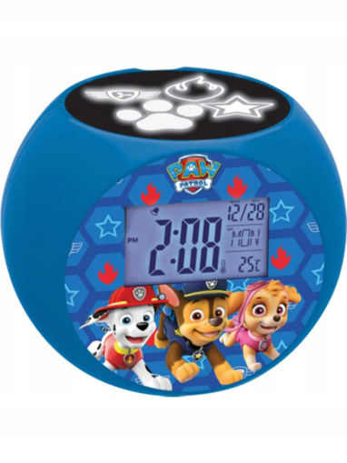 Picture of Paw Patrol Projector Alarm Clock