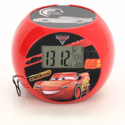 Picture of Disney Cars Projector Alarm Clock