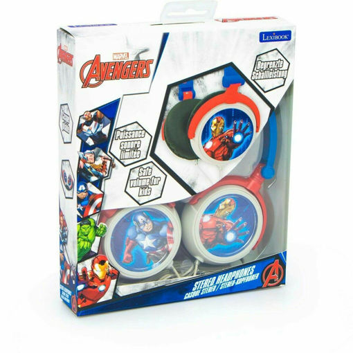 Picture of Avengers Stereo Headphones
