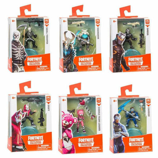 Picture of Fortnite Series1 2 Inch Solo Pack 1 Pk