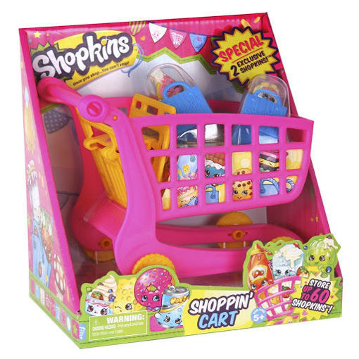Picture of Shopkins Shopping Cart