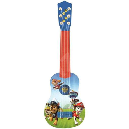 Picture of My First Guitar Paw Patrol