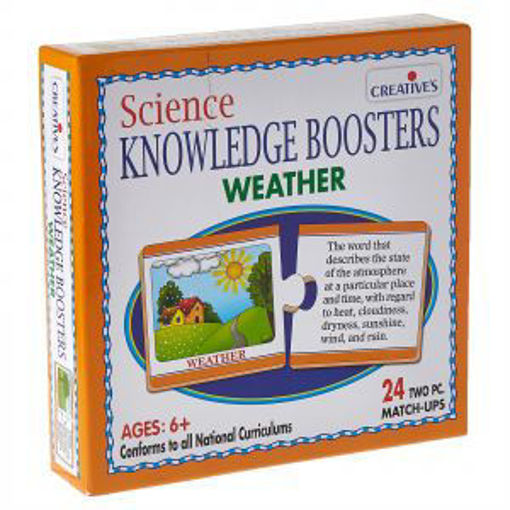 Picture of Science Knowledge Boosters Weather