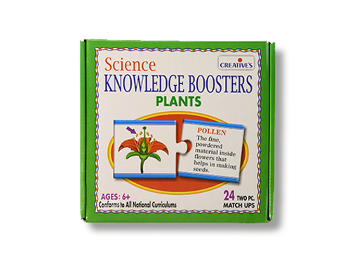 Picture of Science Knowledge Boosters Plants