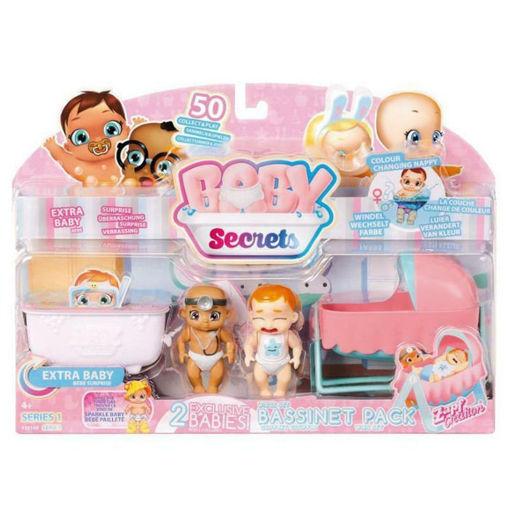 Picture of Baby Secrets Bassinet Pack 8 Pcs