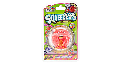 Picture of Scentos Squeez Ems Smelly Monsters Rosie Shortcakes
