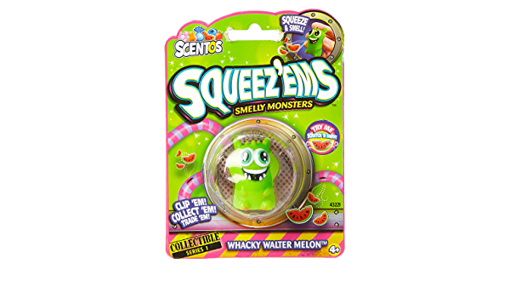 Picture of Scentos Squeez Ems Smelly Monsters Whacky Walter Melon