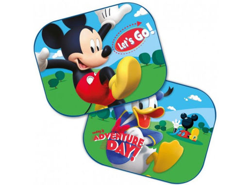 Picture of Mickey Sunshades 44*35Cm 2 Pcs
