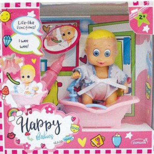 Picture of Squirting Doll  16Cm