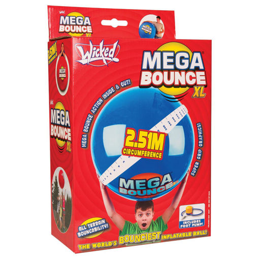 Picture of Mookie Wicked Mega Bounce Xl (R/B)
