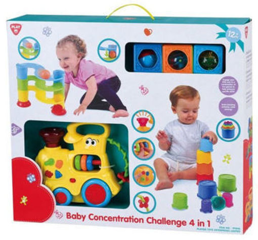 Picture of Baby 4 In 1 Gift Set