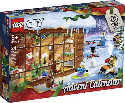Picture of Lego City Advent Calendar
