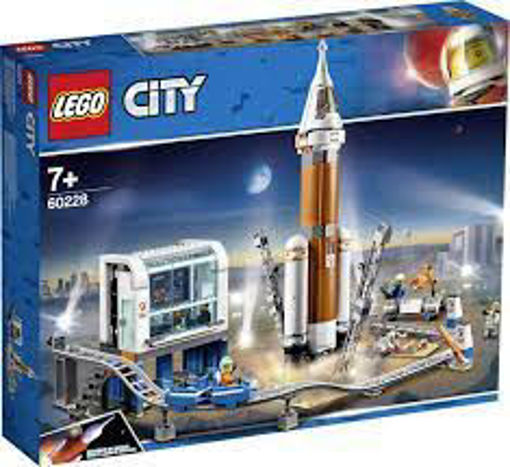 Picture of Lego City Space Deep Space Rocket And Launch Control
