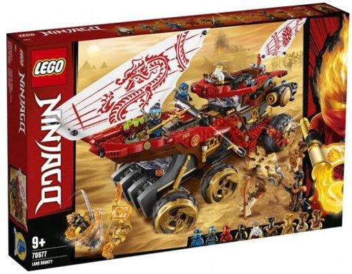Picture of Lego Ninjago Land Bounty