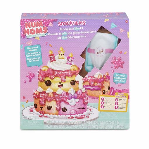 Picture of Num Noms Birthday Cake Maker Kit 3Pcs