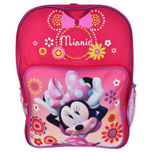 Picture of Minnie 16 Inch Backpack