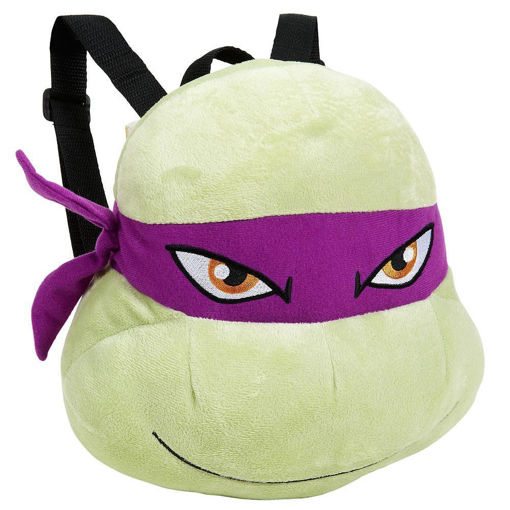 Picture of TMNT Donatello Plush Backpack