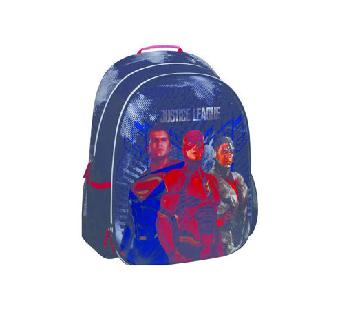 Picture of Sunce - Justice League 18 Inch Hard Molded Large Backpack