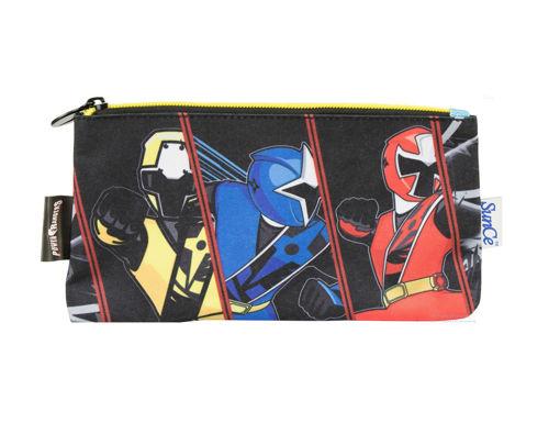 Picture of Sunce - Power Ranger Flat Rectangular Pencil Case