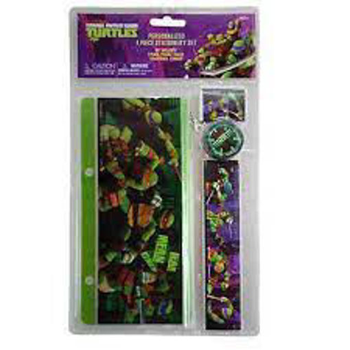 Picture of Disney - Tmnt 4 Pieces Stationery Set