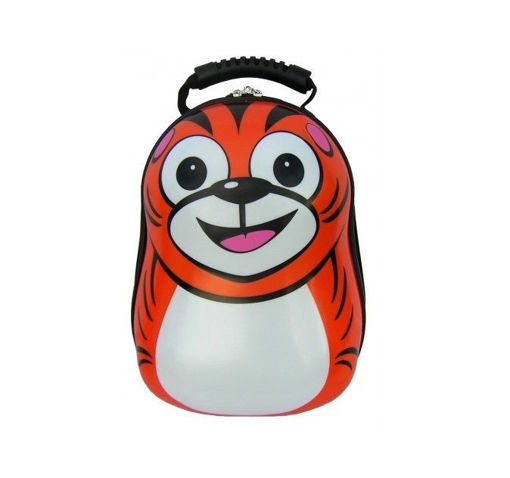 Picture of Cuties and Pals - Tiger Backpack