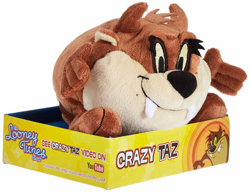 Picture of Wb - Feature Plush Crazy Taz