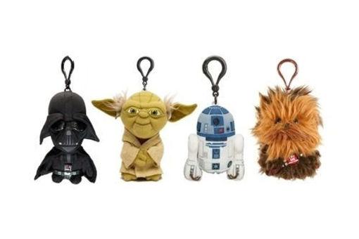 Picture of Star  Wars Vii Classic Mini Talking Plush