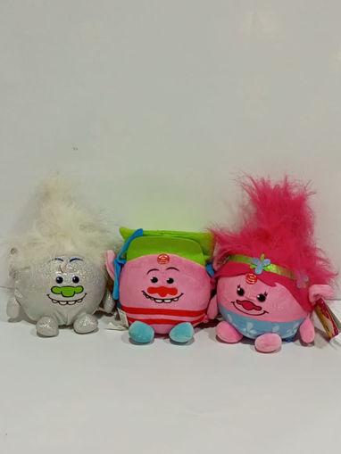 Picture of Glow Friends Trolls 6Inch Asst