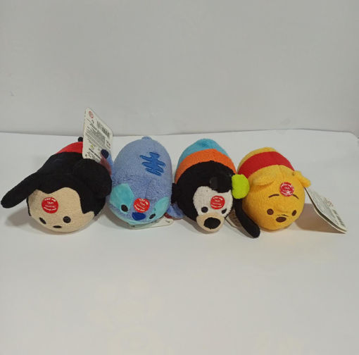 Picture of Glow Friends Tsum Tsum 4Inch Asst