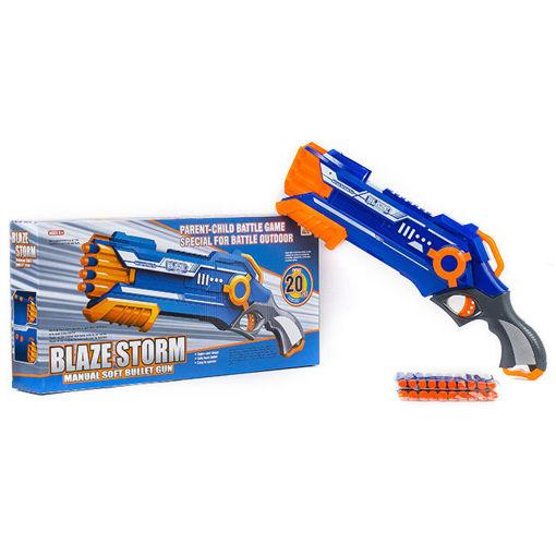 Picture of Soft Dart Gun 10 Pcs Soft Darts 10 Pcs Cup Darts