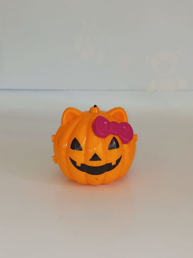 Picture of Pumpkin, Kitty Ears