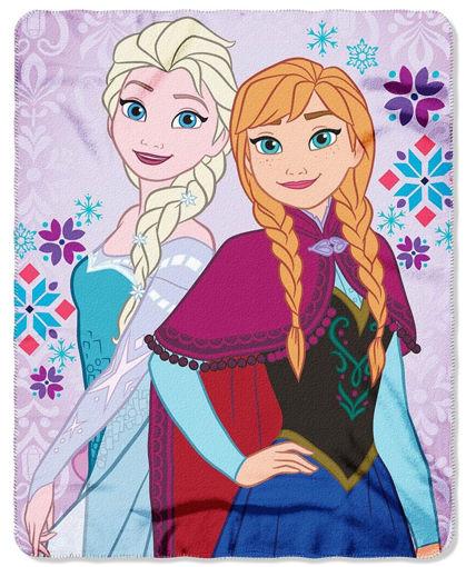 Picture of Disney Frozen 40 x 50 '' Fleece Throw Blanket