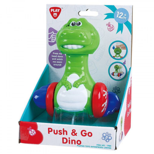 Picture of Push & Go Penguin/ Dino, Assorted